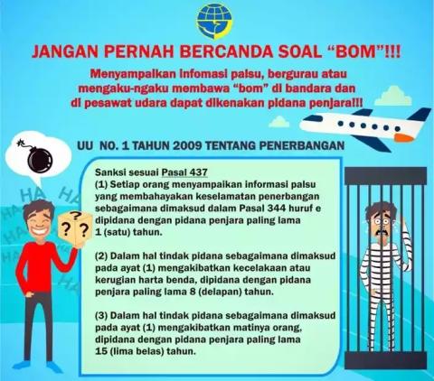 Kementerian-Perhubungan-Candaan-Bom-Di-Pesawat