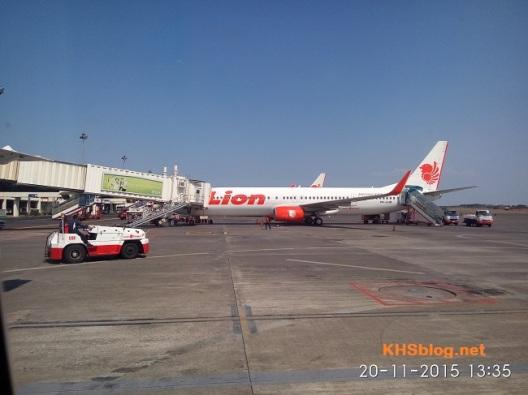 maskapai penerbangan Lion Air tahun 2015