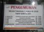 Daftar harga tiket kereta api KRD, Komuter dan Probowangi per 1 Januari2016
