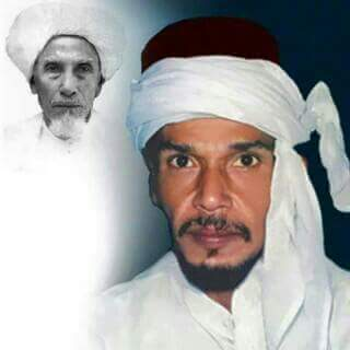 Foto Habib Abu Bakar Assegaf bersama sang kakek