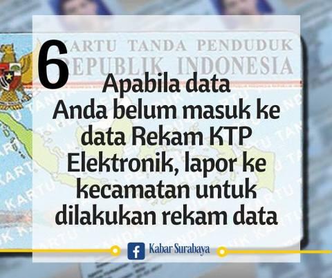 proses pengurusan e-ktp, ktp-el, ktp elektronik di kota surabaya tahun 2016 (6)
