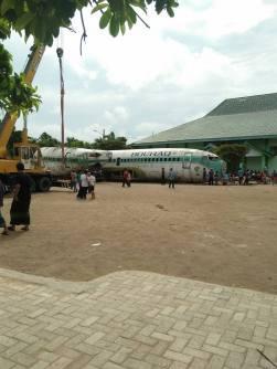 ada pesawat bauraq di pondok pesantren sunan drajat lamongan tahun 2016 (2)