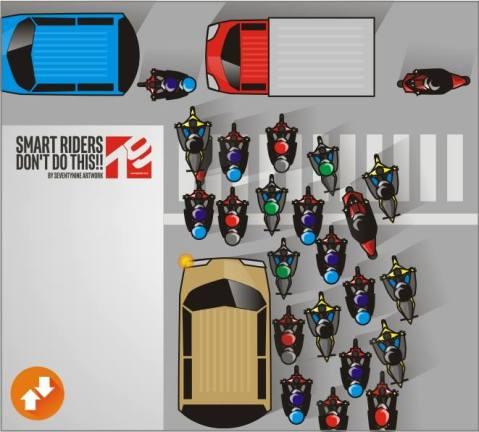 cara menjadi pengendara cerdas di jalanan oleh donny (6)