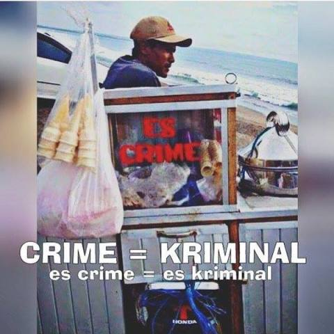 Es kriminal