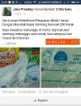 Pria ini menolak bayar kantong plastik Rp.200 dan berdebat dengan kasirretail