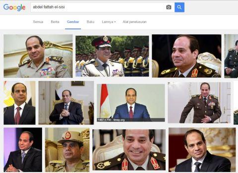 presiden mesir abdel fattah el-sisi