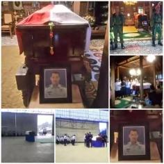 prosesi pemakaman pilot ivy safatilah 11 pebruari 2016