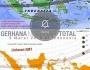 Daftar daerah yang mengalami Gerhana Matahari Total (GMT) di Indonesia tanggal 9 Maret2016