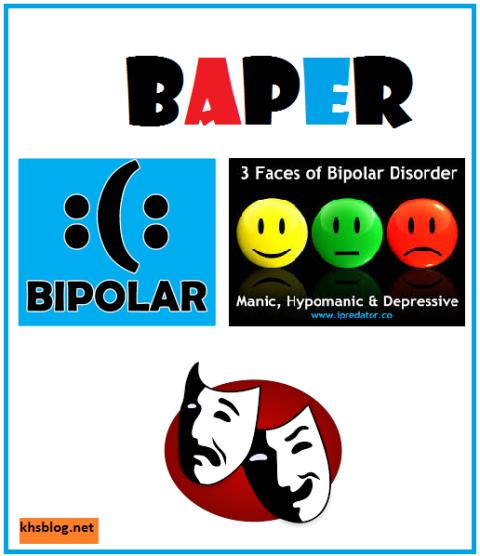 apa itu baper dan bipolar...mari mengenal bersama