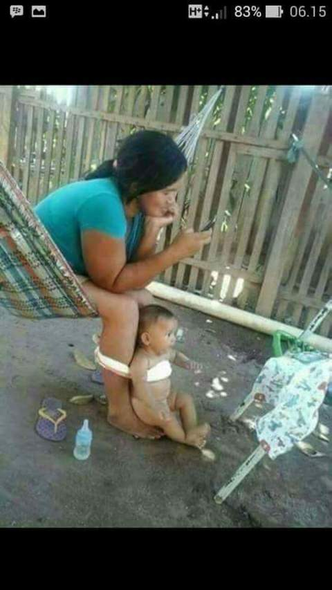 momong anak di era gadget 2016