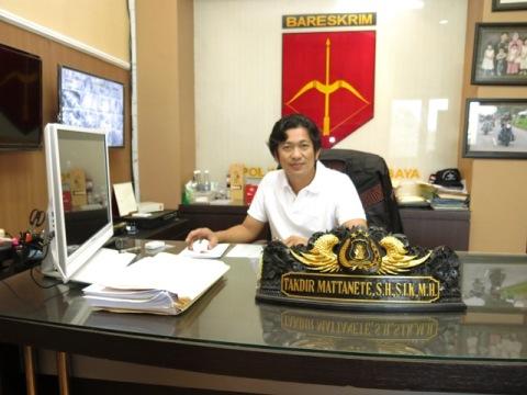 AKBP Takdir Mattanete jadi Kapolres Tanjung Perak Surabaya