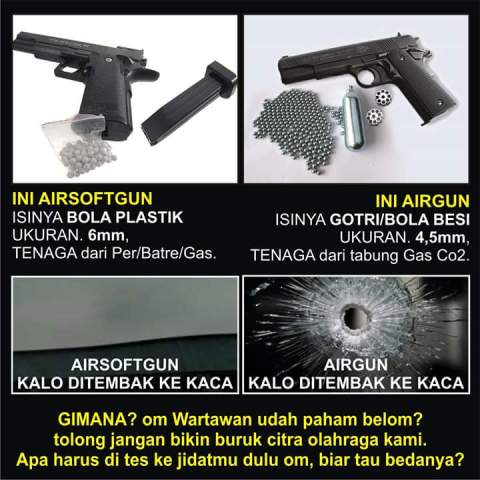 beda antara air softgun dan airgun