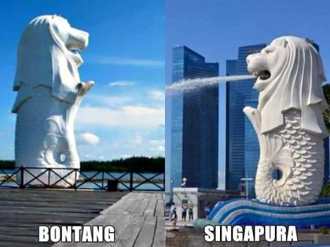 Foto suasana mirip antara di Indonesia dengan di Luar Negeri (10)
