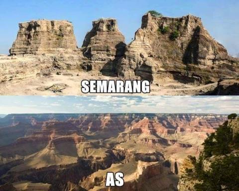 Foto suasana mirip antara di Indonesia dengan di Luar Negeri (5)