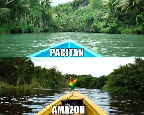 Foto suasana mirip antara di Indonesia dengan di Luar Negeri (6)