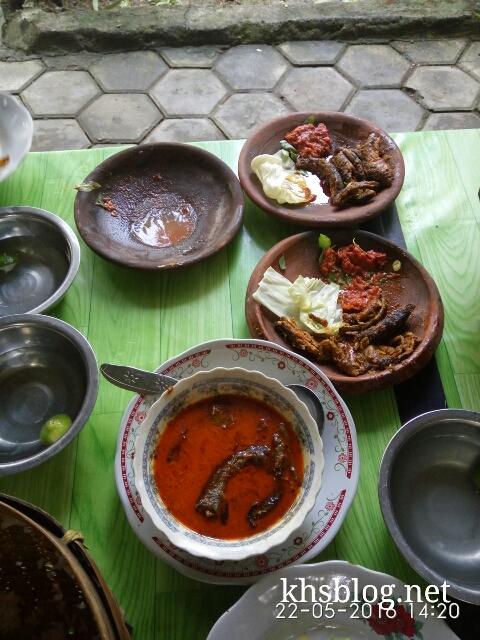 jatimotoblog kuliner belut di desa bendo kapas Bojonegoro ~02