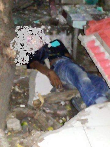 kecelakaan 3 terduga perampok tewas di paciran lamongan hari rabu 11 mei 2016 (2)