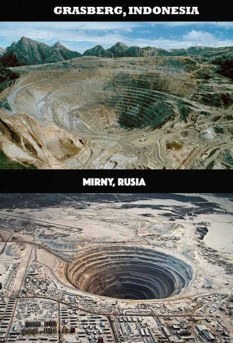 tambang di indonesia dibandingkan dengan rusia