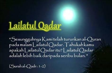 berburu malam Lailatul Qadar di 10 hari terakhir Ramadhan
