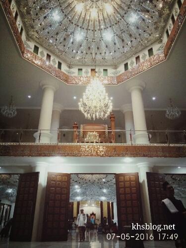 Masjid Agung Darussalam Bojonegoro Jawa Timur 2016