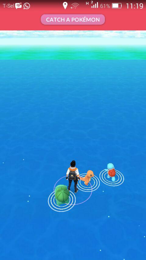 akibat game Pokemon Go