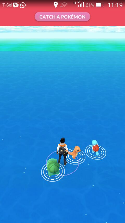 akibat game Pokemon Go