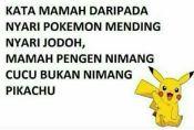 meme pokemon go tahun 2016
