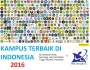12 Perguruan Tinggi terbaik tahun 2016 di Indonesia versi KemenristekDikti