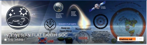 facebook indonesia flat earth society tahun 2016