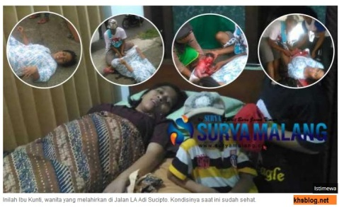 perjuangan-ibu-kunti-melahirkan-anak-di-tepi-jalan-di-malang-tanggal-13-september-2016