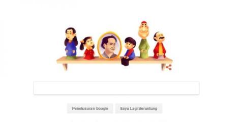 google-doodle-si-unyil-dan-pak-raden-28-november
