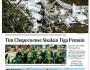Tragedi kecelakaan pesawat menimpa Tim Sepak Bola Chapecoense,Brasil