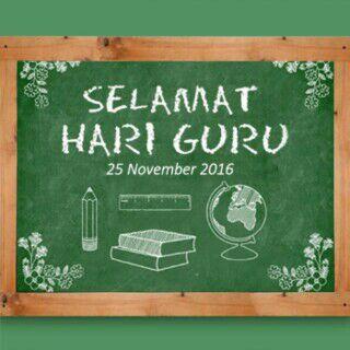 Ragam Ucapan Selamat Hari Guru 25 November 201602 Khsblog D
