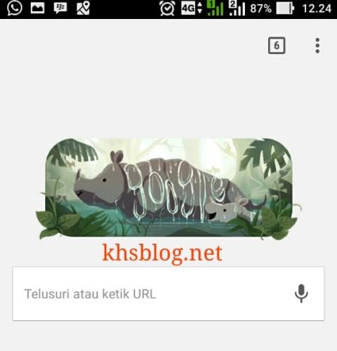 google-doodle-taman-nasional-ujung-kulon-2017