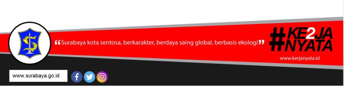 Daftar nama dan alamat dinas, kecamatan di Kota Surabaya