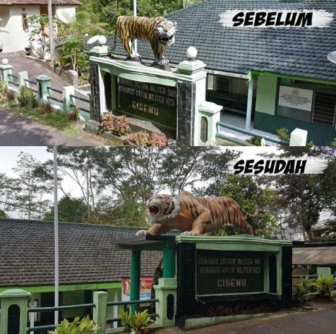 reinkarnasi macan cisewu tahun 2017