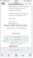 bukti 3 beli tiket lion air via traveloka yang bermasalah di makasar 9 juli 2017