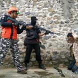 Sun Indonesia Real Action Adventure 2 tahun 2017 melawan Zombie bersama blogger (14)