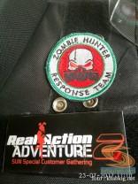 Sun Indonesia Real Action Adventure 2 tahun 2017 melawan Zombie bersama blogger (19)