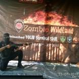 Sun Indonesia Real Action Adventure 2 tahun 2017 melawan Zombie bersama blogger (2)