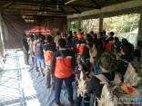 Sun Indonesia Real Action Adventure 2 tahun 2017 melawan Zombie bersama blogger (20)