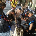 Sun Indonesia Real Action Adventure 2 tahun 2017 melawan Zombie bersama blogger (22)