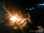Sun Indonesia Real Action Adventure 2 tahun 2017 melawan Zombie bersama blogger (24)