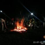 Sun Indonesia Real Action Adventure 2 tahun 2017 melawan Zombie bersama blogger (28)