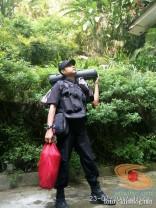 Sun Indonesia Real Action Adventure 2 tahun 2017 melawan Zombie bersama blogger (30)