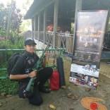 Sun Indonesia Real Action Adventure 2 tahun 2017 melawan Zombie bersama blogger (32)