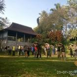 Sun Indonesia Real Action Adventure 2 tahun 2017 melawan Zombie bersama blogger (5)
