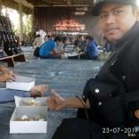 Sun Indonesia Real Action Adventure 2 tahun 2017 melawan Zombie bersama blogger (6)