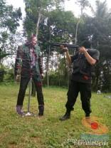 Sun Indonesia Real Action Adventure 2 tahun 2017 melawan Zombie bersama blogger (8)