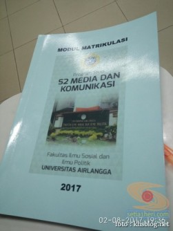kuliah matrikulasi s2 media komunikasi unair 2017 (1)